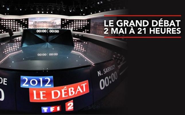 Hollande vs Sarkozy > Le Débatintégral…