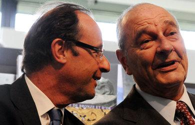Législatives, Alliances UMP et FN> L'avis de JacquesChirac…