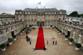 ici #RadioLondres, François rentre à L'Elysée, jerépète…