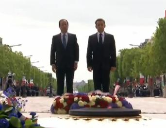 08 Mai 2012> L'image de réconciliation, »C'est Maintenant»…