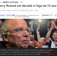 ''Tout à fait Thierry (Roland)'': Top 10 de ses phrases cultes...