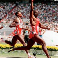 Big Ben Johnson, le premier dopé des jeux olympiques...