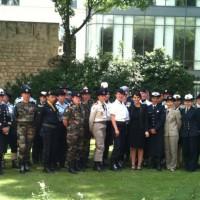 Les femmes soldats chez Najat V. Belkacem, #14juillet...