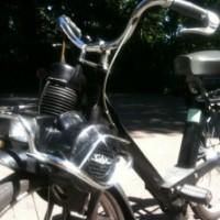 Visiter Lyon en véloSolex...