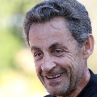 Sarkozy New look...