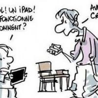 Offrir un iPad à son fils, c'est mal...