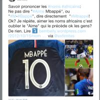 """#Tuto: Savoir prononcer les #Noms #africains, toujours sans """"Aime"""" ni """"haine"""" bordel! ..."""