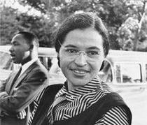 Rosa Parks 60ème anniverssaire