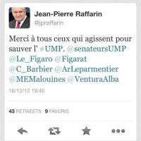 Raffarin: Christophe Barbier (L'Express.fr) roule pour  l'UMP...
