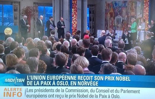 UE Nobel de la Paix