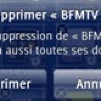 Comment désinstaller les applis @bfmtv et @itele de votre smartphone...