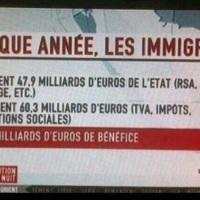 Immigrés: L'INFO cachée...