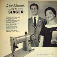 Nostalgie ou comment Singer Sarkozy...