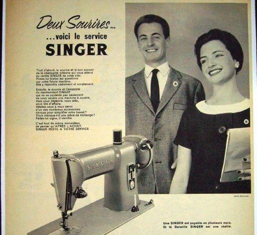 Pub Singer Sarkozy