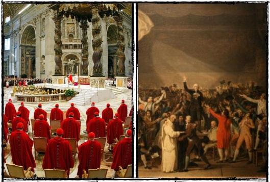 Conclave Jeu de paume