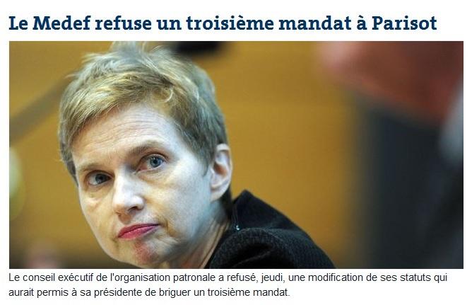 Medef Parisot