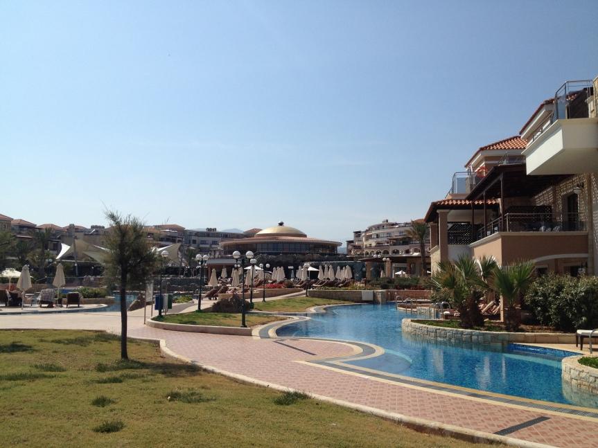 1. Palace beach