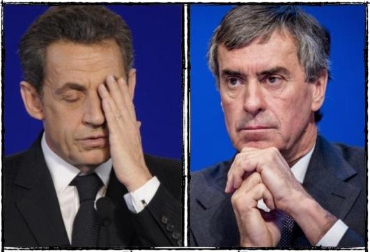 Sarkozy Cahuzac