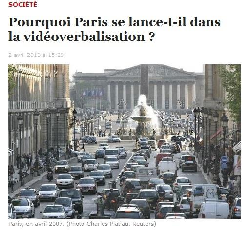 Vidéoverbalisation