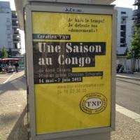 Une saison au Congo...