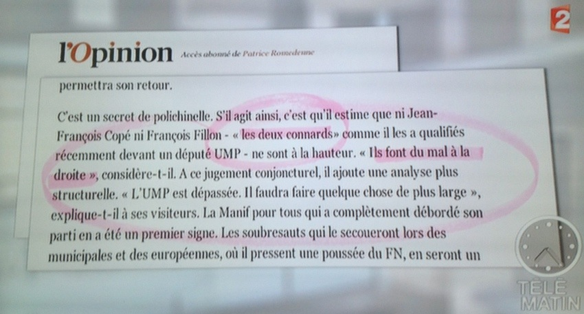 Lire Le Soir - Magazine cover