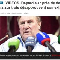 Depardieu : Nous t'avons tant détesté...
