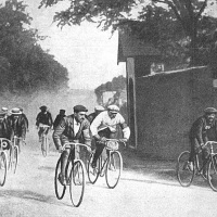 Maurice Garin, 1er vainqueur du 1er Tour de France (1903)...