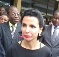 Rachida Dati au Congo: En mission pour renflouer les caisses de l'UMP?