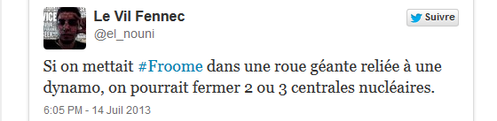 Twitter Froome 1