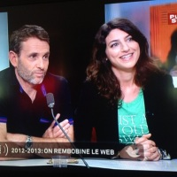 Couple-Web de l'année 2012-2013: @Lisepressac & @Guybirenbaum... #FF