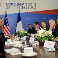 Syrie: calcul diplomatique, 1+1+11 égal beaucoup...