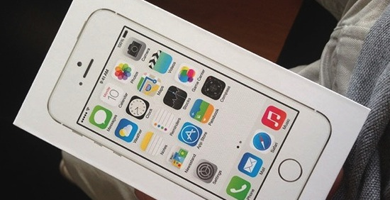 Deballage-iPhone-5s