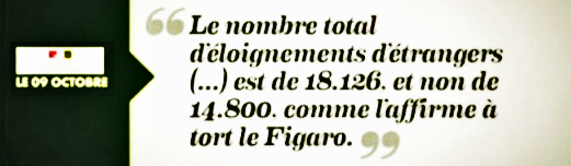 Valls expulsion chiffres