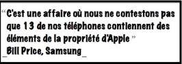 Apple Samsung Copyright