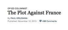P Krugman NYTimes