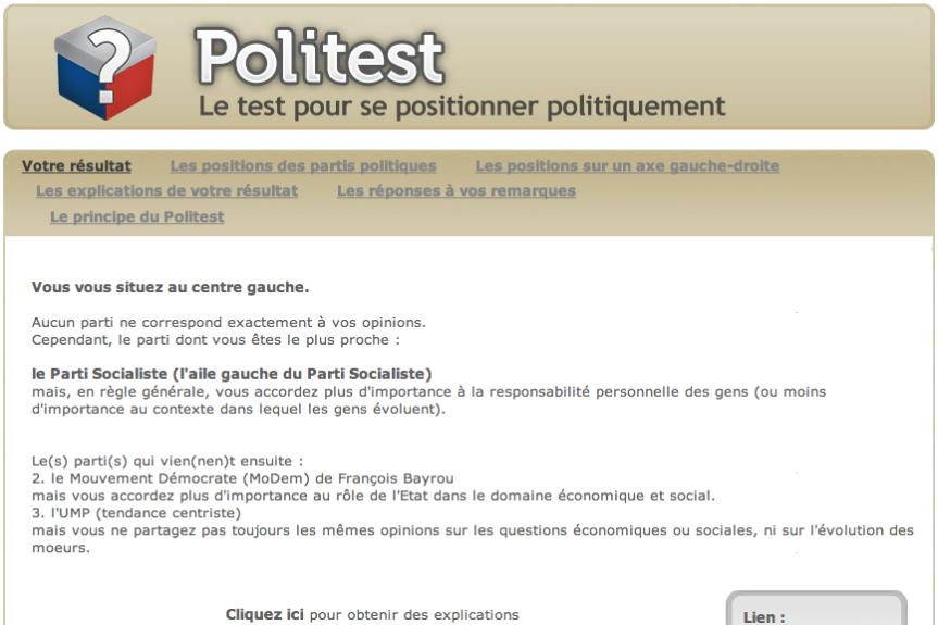 Politest Centre gauche bembelly