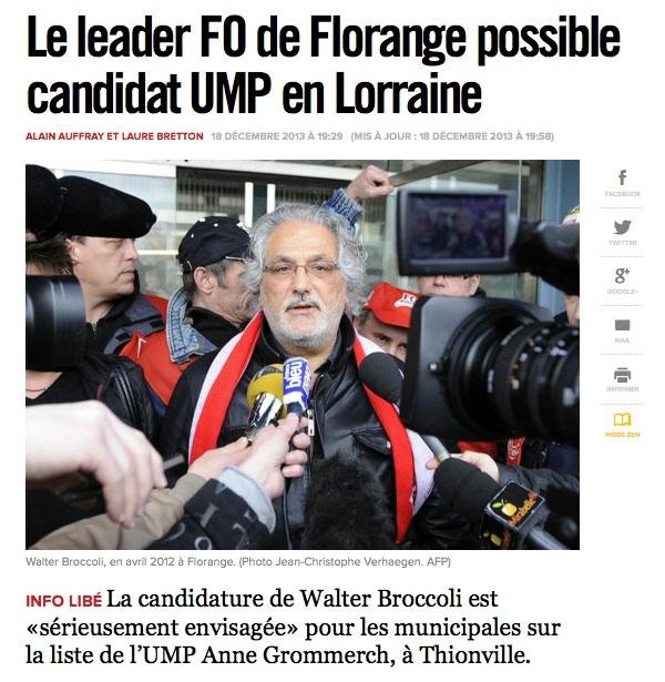 FO UMP Florange