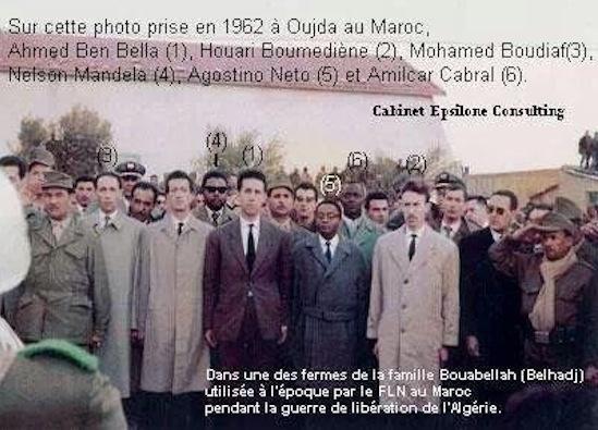 Mandela Cabral, Ben Bella, Neto