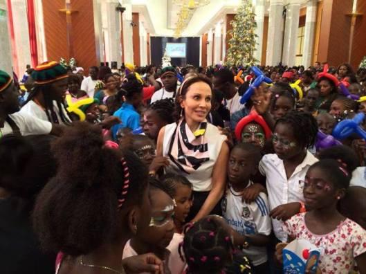 Noel au Gabon