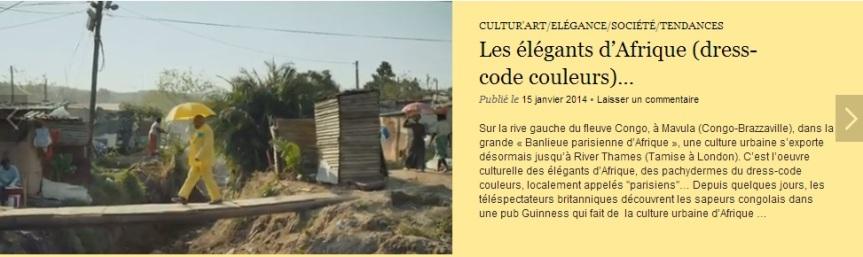Sape Congo