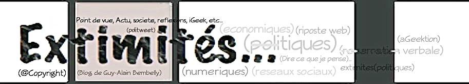 Extimités (politiques)…
