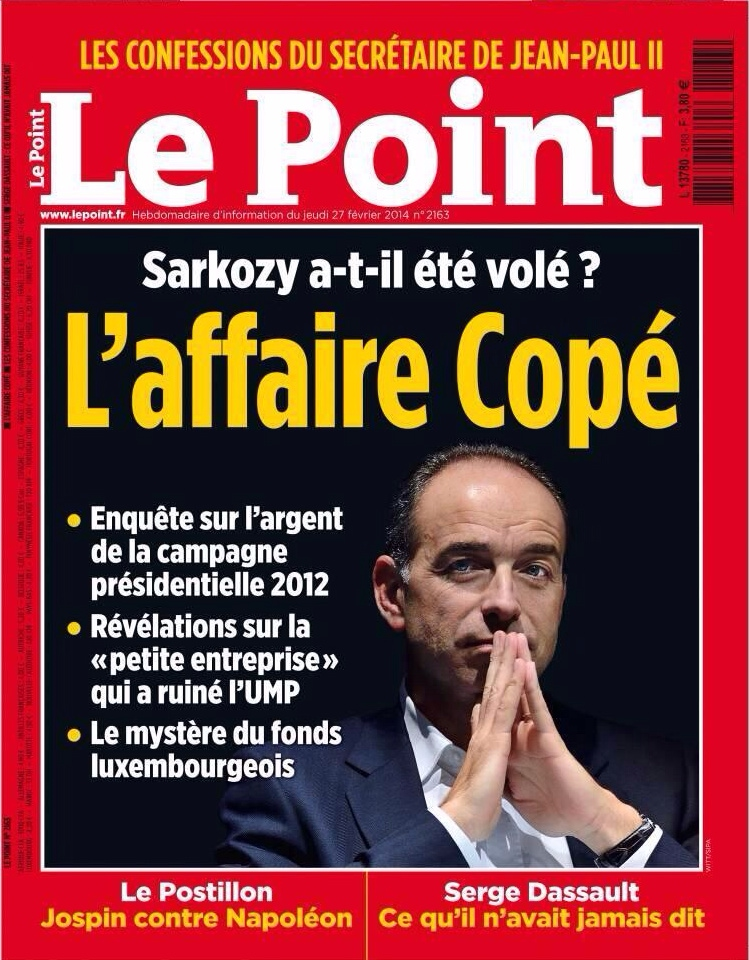 L'Affaire Copé
