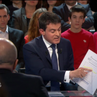 "Manuel Valls: Des Paroles qui n'éffacent pas ses Actes""... #DPDA"