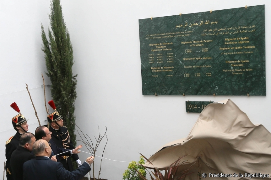 Mémorial du Soldat Musulman