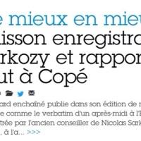 Donc, Patrick Buisson était la taupe de JF Copé à l'Elysée... #BuissonGate
