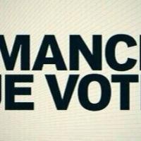 Abstention piège à con: Dimanche je vote....