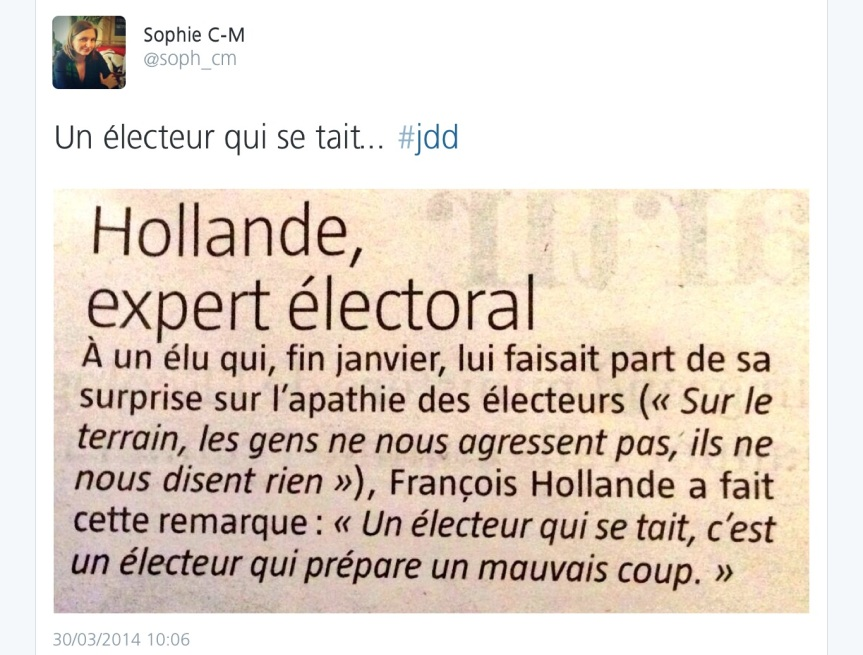 F Hollande municipale