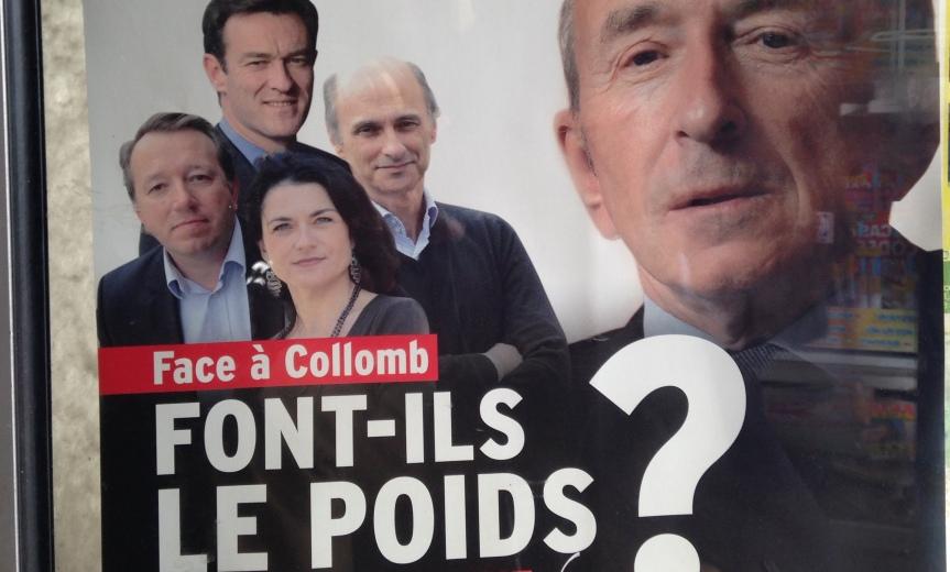 Municipale Lyon 2014