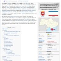 Crimée Châtiment : Cette page Wikipédia que Poutine veut modifier…