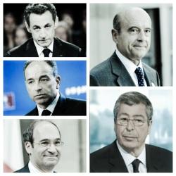 Affaires à l'UMP, élus premier tour